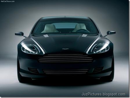 Aston Martin Rapide Concept7