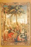 Gobelin 9094, La recolte des Ananas, 220x150cm
