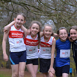 Kly Schools XC 14.11.2012