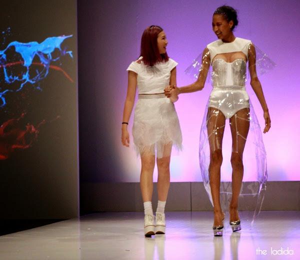Raffles Graduate Fashion Show 2013 - Rebecca Chen 2