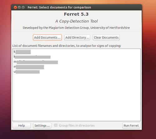 Ferret su Ubuntu
