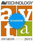 AVTAwards2011_winner