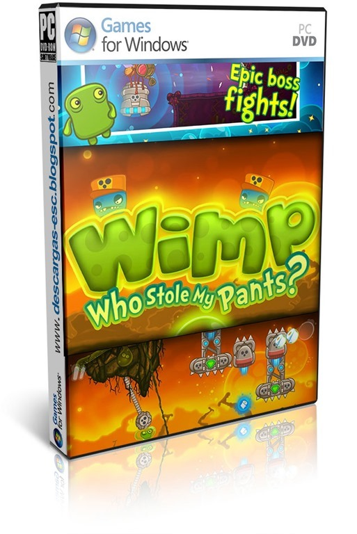 Wimp Who Stole My Pants-WaLMaRT PC game-descargas-esc.blogspot.com