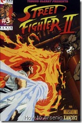 P00003 - Street Fighter II Manga #