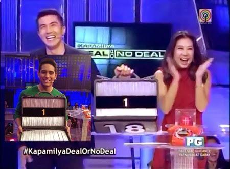 Kapamilya Deal Or No Deal - Piso
