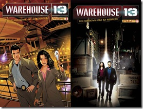 warehouse131
