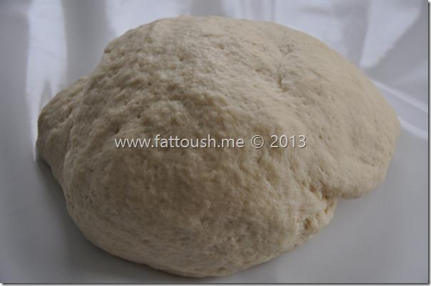 وصفة عجينة الخميرة الأساسية من www.fattoush.me