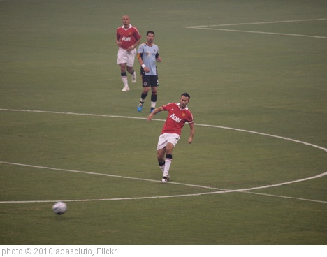 'ryan giggs!' photo (c) 2010, apasciuto - license: http://creativecommons.org/licenses/by/2.0/