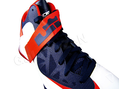 nike zoom soldier 6 gr usa basketball 1 06 Detailed Look at Soldier VI USAB Thats Just Released at Nikestore