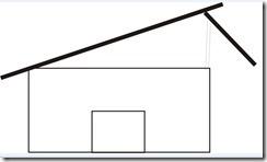 atap setengah tangkep