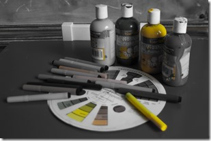 onOne Hand Tinting-Yellow