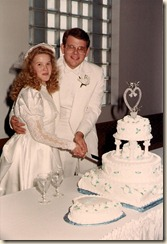 Kennie and Margaret wedding 1
