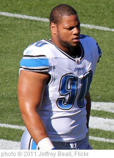 'Ndamukong Suh' photo (c) 2011, Jeffrey Beall - license: http://creativecommons.org/licenses/by-sa/2.0/