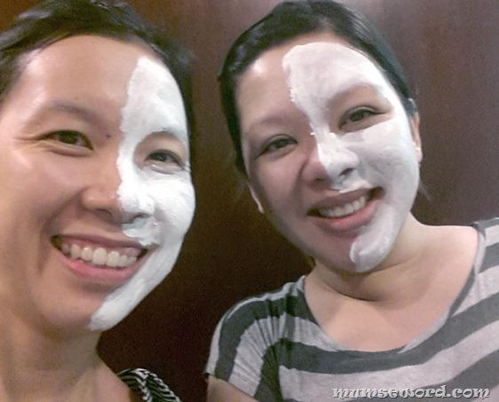 Half Face facial 1