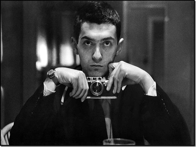 Stanley Kubrick _ Selfportrait