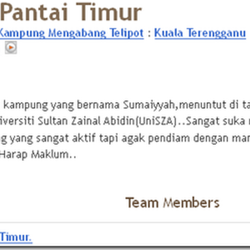 Blogger Pilihan #2:5