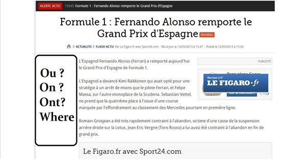 Alèrta Le Figaro