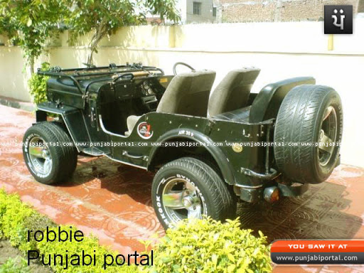 Open Jeep in Punjab http://picasaweb.google.com/lh/photo/hm1tjQKyOhjSu5WPBHGLjQ