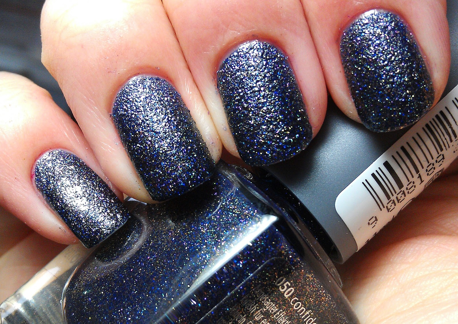 nailartinc: P2 SAND STYLE NAIL POLISHES + SWATCHES OF 050 CONFIDENTIAL