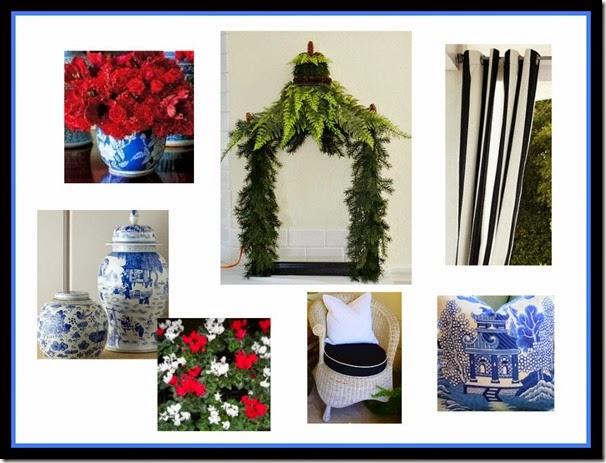 Ribbet Edit 2014 Christmas porch blue