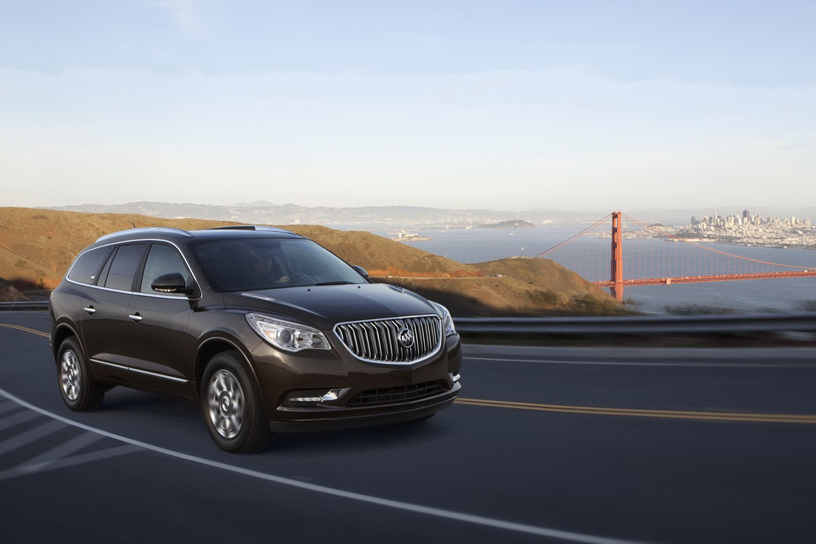 usa buick enclave facelift 2013 buick autopareri. Black Bedroom Furniture Sets. Home Design Ideas