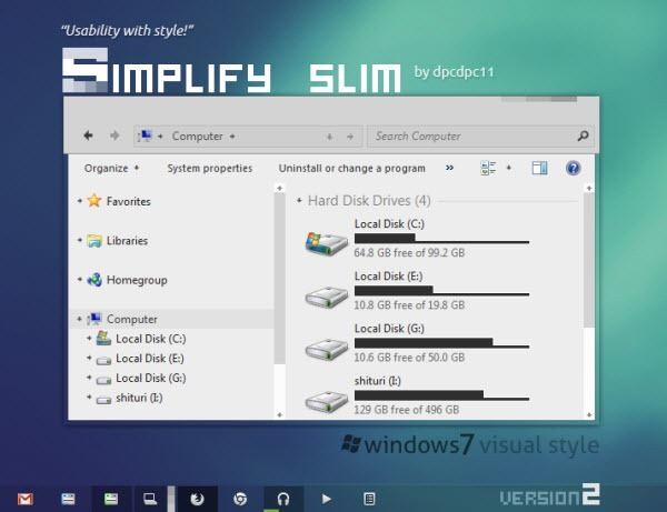 simplify_slim_vs