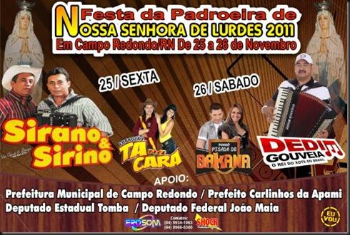 FESTA DA PADROEIRA