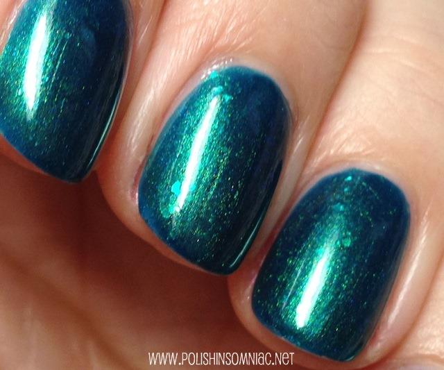 Picture Polish pshiiit nail polish close up
