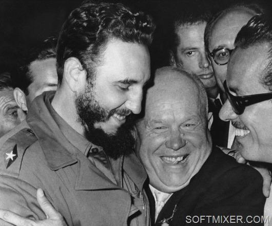 UN Castro Khrushchev
