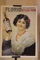 Florio wine advert