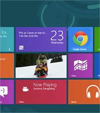 Atajos de teclado en Windows 8