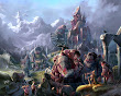 Town Of Dwarfs