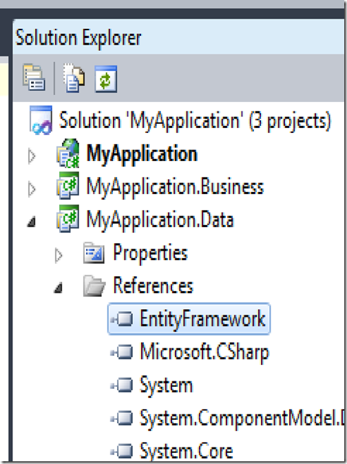 EntityFrameworkReference