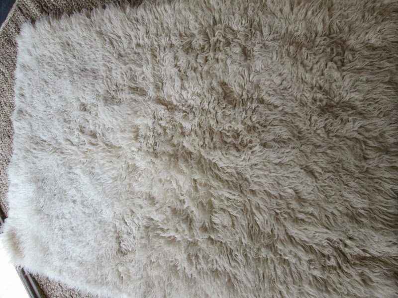 Flokati Area Rug