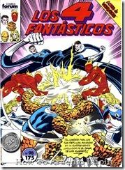 P00099 - Los 4 Fantásticos v1 #98