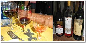 mixed wines
