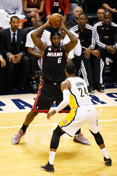Miami Heat Blowout Indiana Pacers Take 21 Series Lead