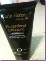 KH Professional Cleanse Unpackaged