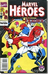 P00049 - Marvel Heroes #61