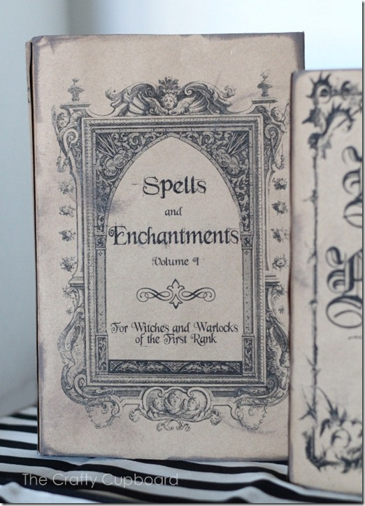 Spells and Enchantments Book_The Crafty Cupboard