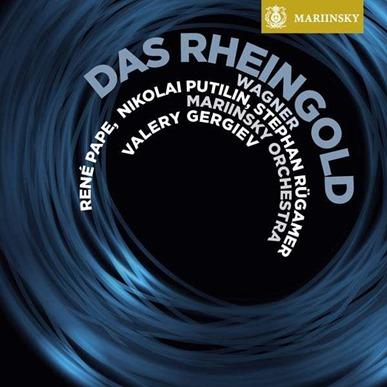 Richard Wagner: DAS RHEINGOLD (Mariinsky MAR0526)