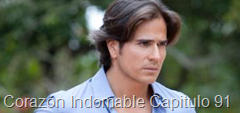 Corazón Indomable Capitulo 91