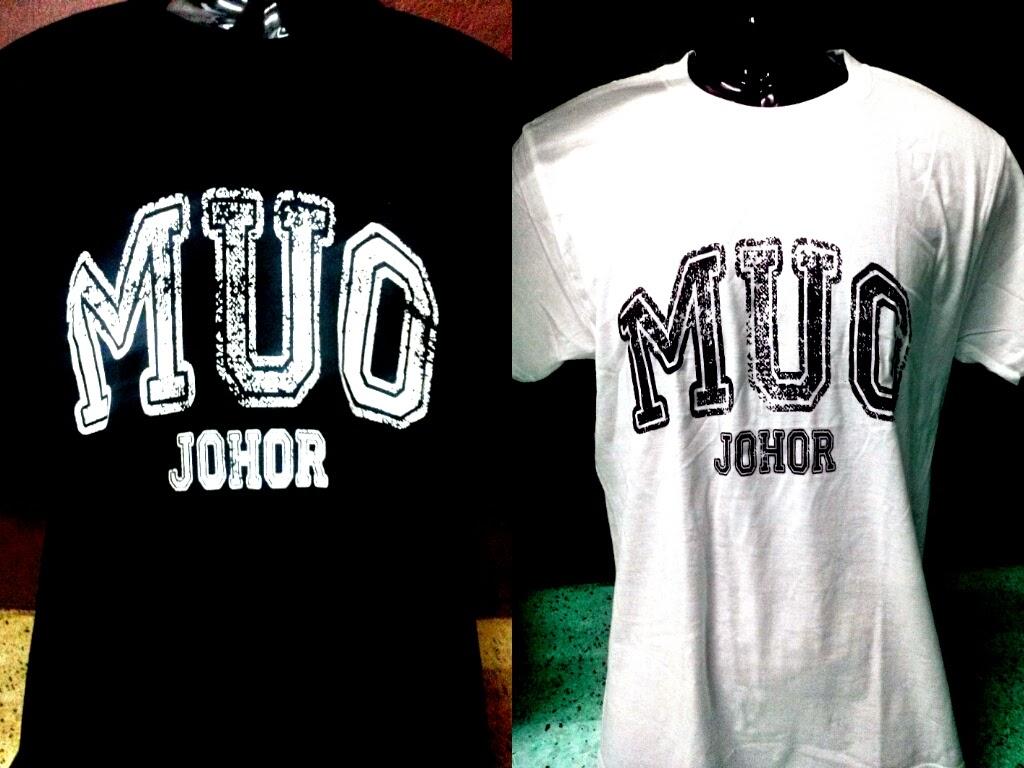 Design t shirt johor - T Shirt Muar Johor