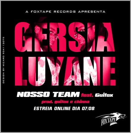 Nosso Team PROMO Cover