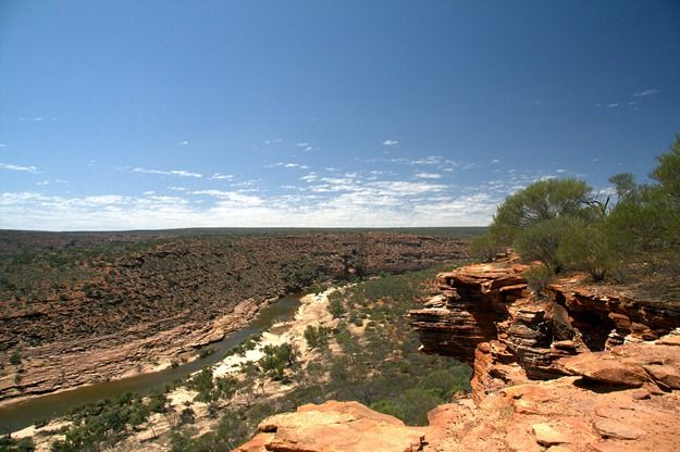 kalbarri national park western australia