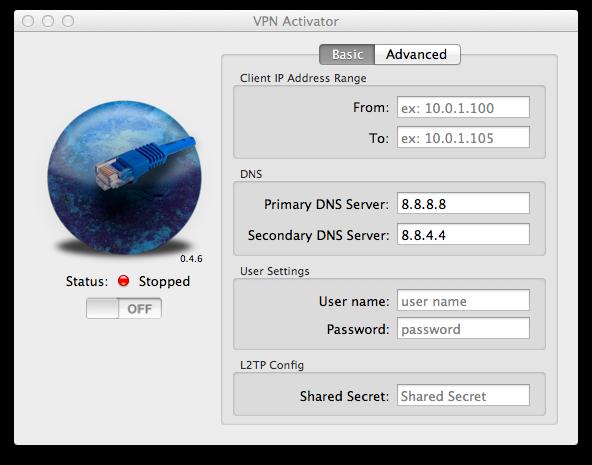 VPN Activator