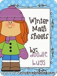 wintermathsheets5