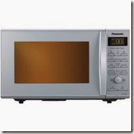 Panasonic NN-CD681M 27 L Convection Microwave Oven at Rs. 10865 {+ EMI Interest Cashback}