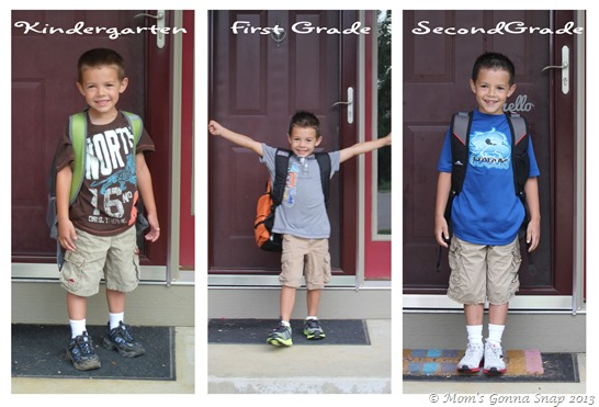 2013-07-24 First Day Collage