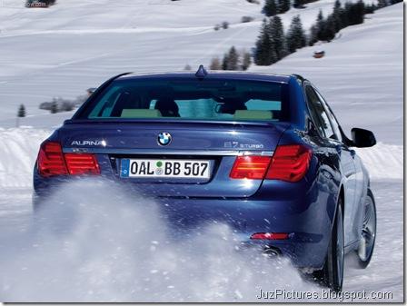 Alpina BMW B7 Bi-Turbo Allrad 5